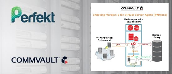 commvault V2 article - Indexing Version 2 for VMware with Commvault
