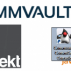 Opening the Commvault CommCell Console remotely